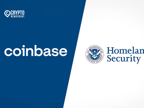Coinbase Signs A Contract Of $1.36M To Develop Tech For Dept. Of Homeland Security