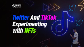Twitter And TikTok Experimenting with NFTs To Allow Users Displaying Their Profile Pictures