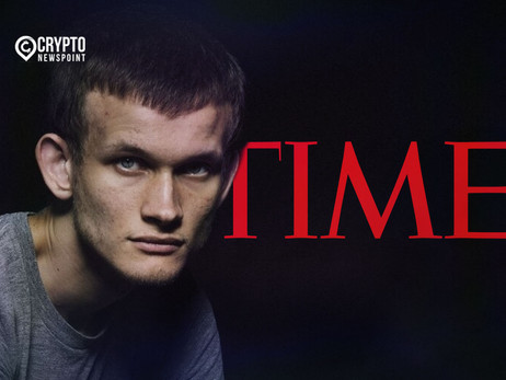 Time Magazine Lists Vitalik Buterin One Of The Most Influential People In 2021