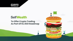SelfWealth To Offer Crypto Trading As Part Of Its 2021 Roadmap