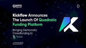 Kickflow Announces The Launch Of Quadratic Funding Platform