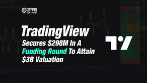 TradingView Secures $298M In A Funding Round To Attain $3B Valuation