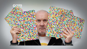 """Damien Hirst's NFT Drop """"The Currency"""" Oversubscribed By More Than 6 Times"""