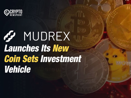 Mudrex Launches Its New Coin Sets Investment Vehicle