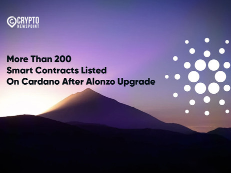 More Than 200 Smart Contracts Listed On Cardano After Alonzo Upgrade