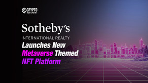 Sotheby's Launches New Metaverse Themed NFT Platform