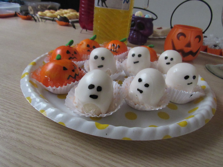 Halloween Party Food!