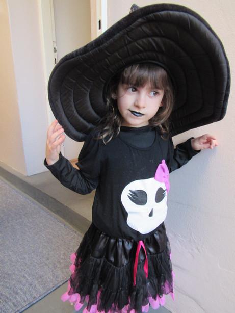 Halloween party, desfile!