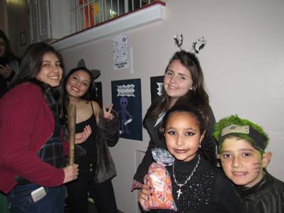 Halloween Party, brincadeiras!