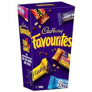 Cadbury Favourites Chocolate Pieces