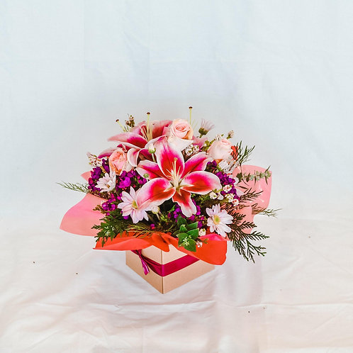 Posy Box - Florist Choice