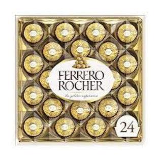 Ferrero Rocher Fine Hazelnut Milk Chocolate