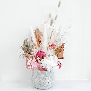 Gentle sunrise - dried flowers