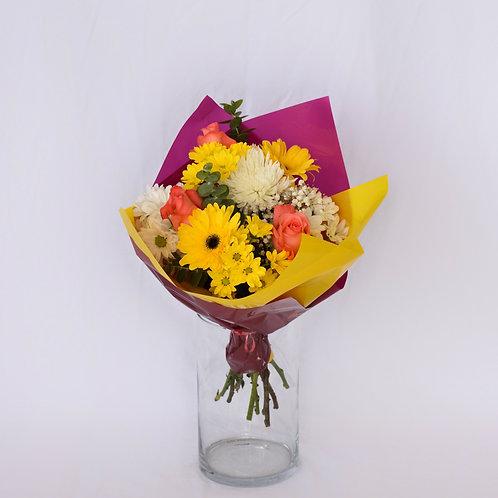 Sunny field theme bouquet #10332