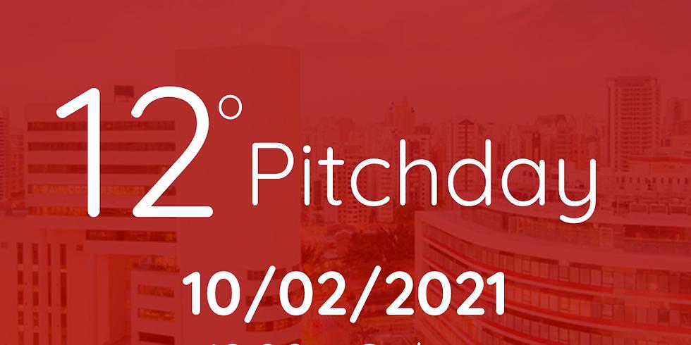 12º Pitchday - Insper Angels