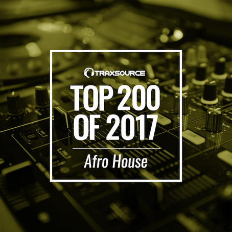 GREENS - LEO ALARCON TRAXSOURCE TOP 200 2017 BEST SELLING AFRO HOUSE TRACK.