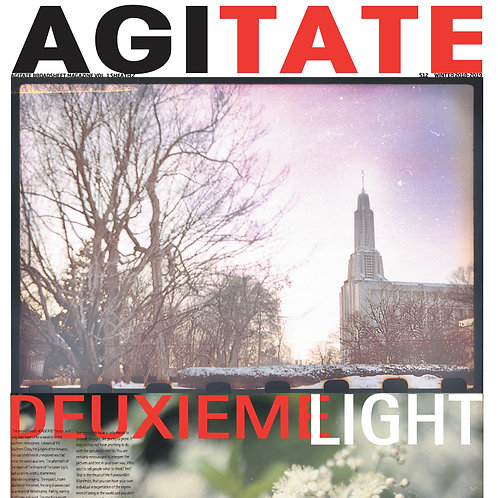 AGITATE Vol. 1 Sheath 2 Winter 2018-2019