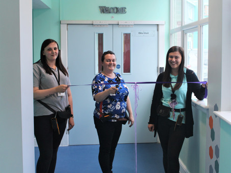 New Low Secure CAMHS Ward Grand Opening!