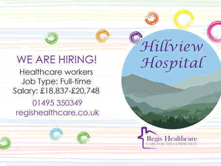 Healthcare workers - Job Type: Full-time | Salary: £18,837