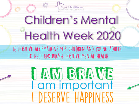 16 Positive affirmations for children and young adults to help encourage positive mental health