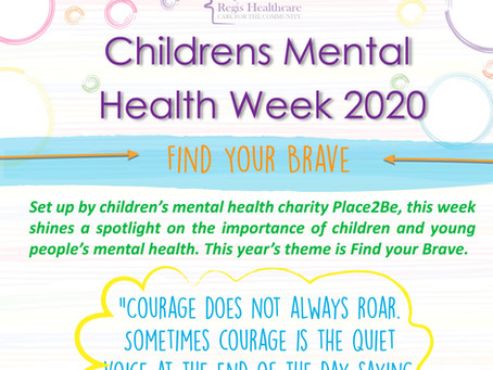 What to look out for if you feel concerned about your child's mental health - CMHW 2020
