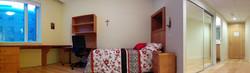 Kintore Single-Window Bedroom