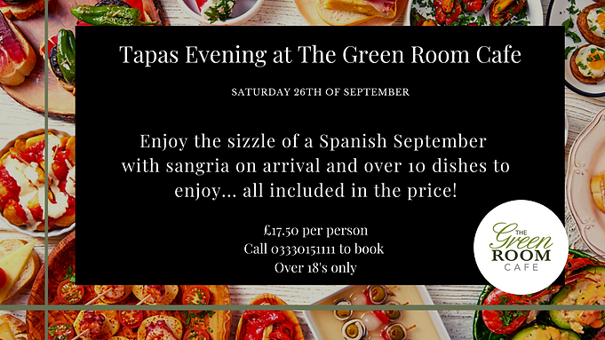 Tapas Evening at The Green Room Cafe.png