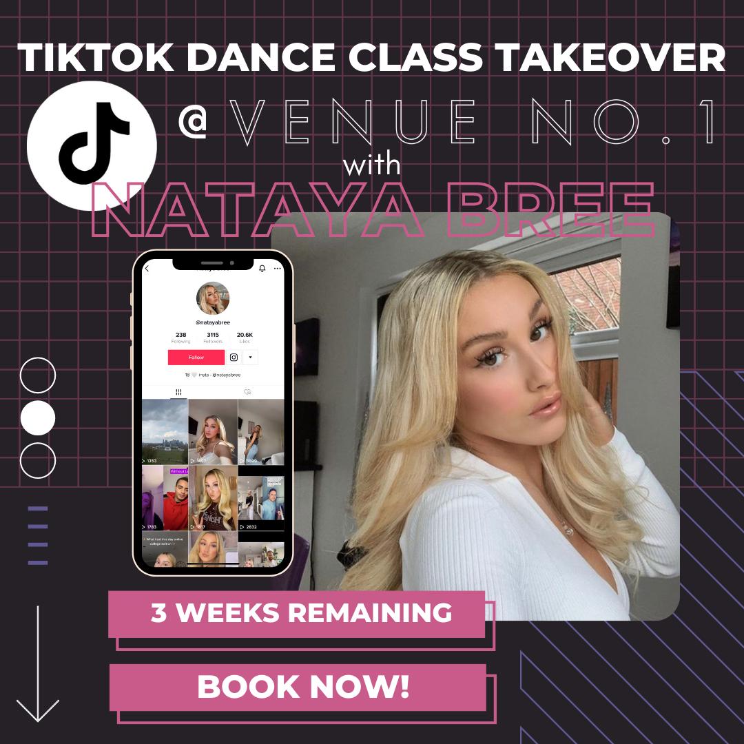 TikTok Masterclass with Nataya Bree