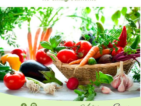 O papel dos antioxidantes no emagrecimento