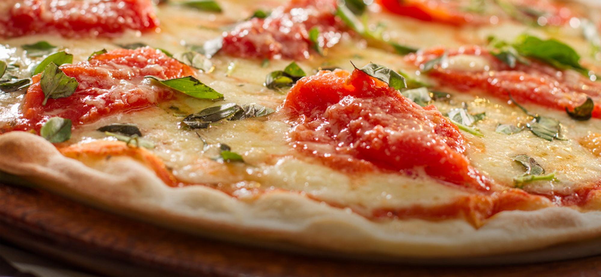 Uma das melhores Pizzas de SP