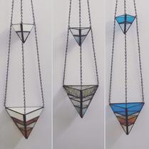 3 Double Hangers