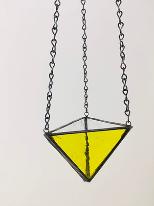 Small Hanger - bright yellow