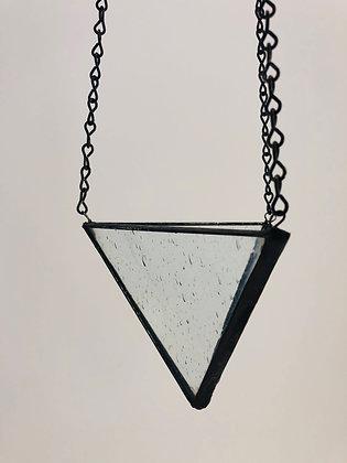 Medium Hanger -Clear Bubble