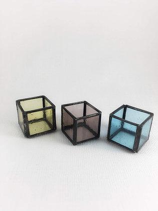 Cubes - pastels