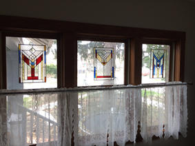 Custom Panels at home