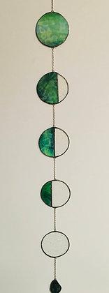 Full Moon Phases - green