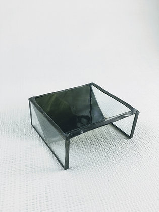 Small holder- charcoal