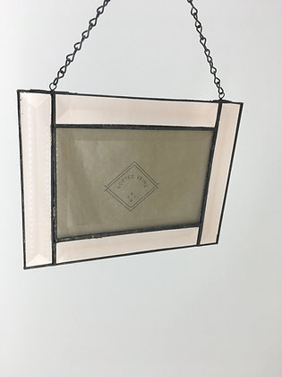 Picture frame - blush