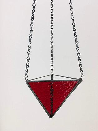 Medium Hanger -red