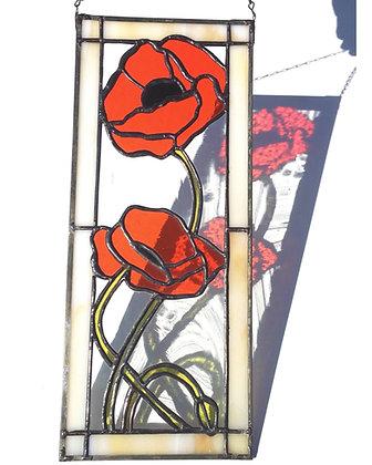 Poppies Panel 2