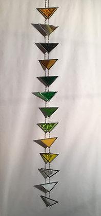 Amber Green Gradient Chain