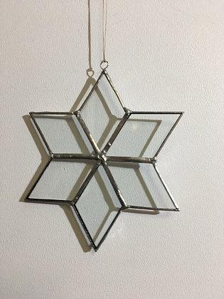 Snowflake - clear