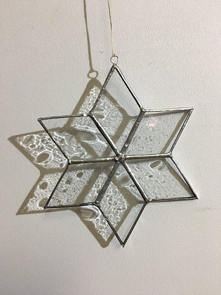 Snowflake - clear seedy