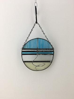 Round Hanger - aqua