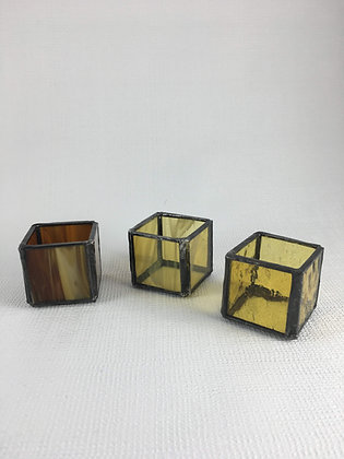 Cubes - neutral tone