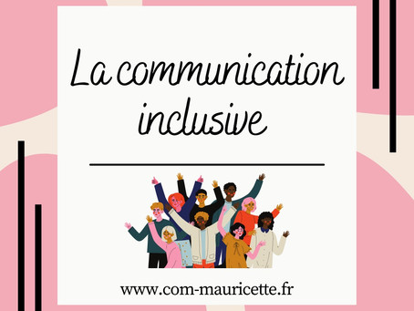 La communication inclusive