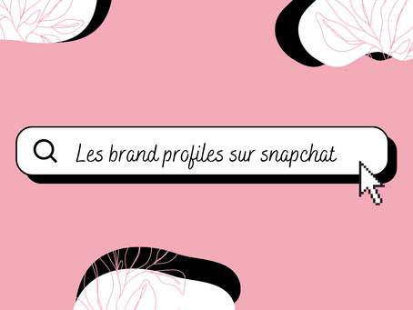 Snapchat lance les Brand Profiles pour les marques !