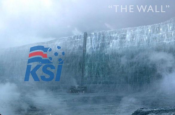 Islandia, the wall