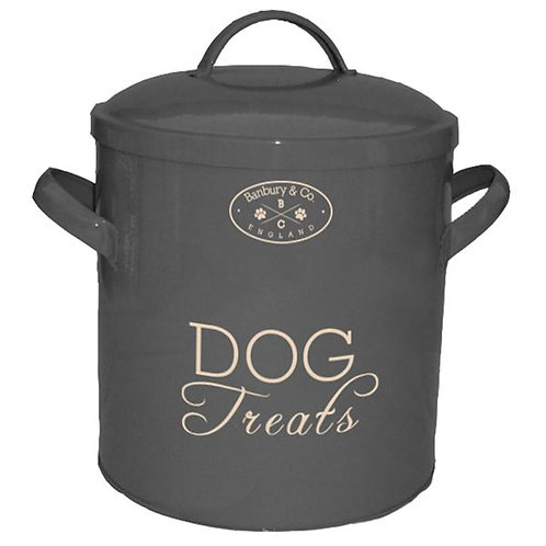 Banbury & Co. Dog Storage Tin