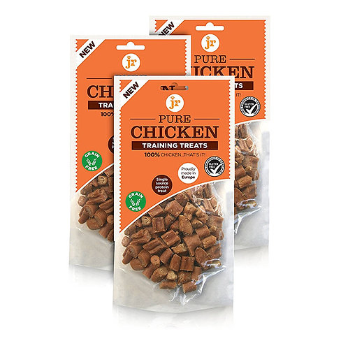 Pure Chicken Training Treats 85g
